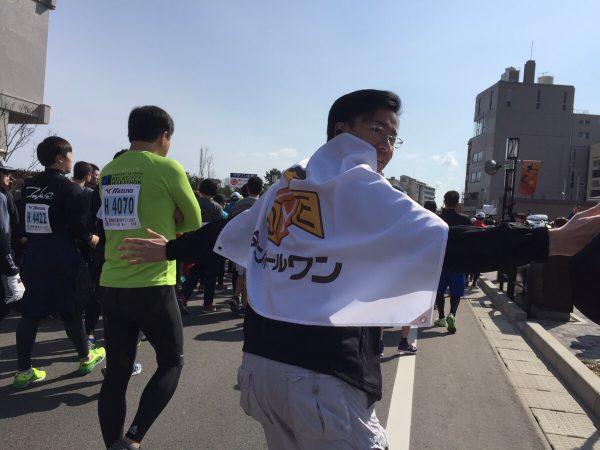 能登和倉万葉の里マラソンに参加!