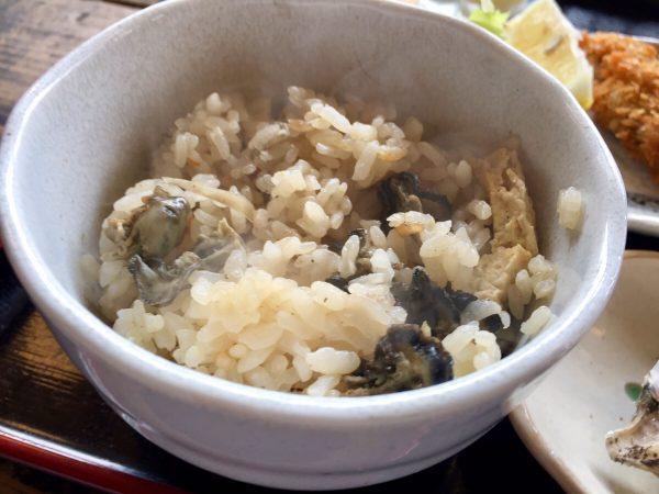 能登牡蠣 カキフライ定食