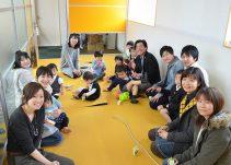 社員の子供たちがこんなに集まることはめったにないので、いい機会になりました。撮影も大成功!ご協力ありがとうございました。