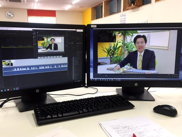 動画編集を勉強中