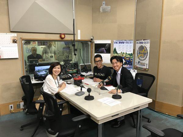 MROテレビ「レオスタ」MROラジオ「おいね★どいね」に、紹介いただきました。