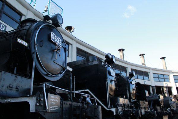 京都鉄道博物館機関車
