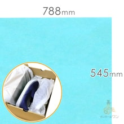 薄葉紙(788×545mm)ブルー