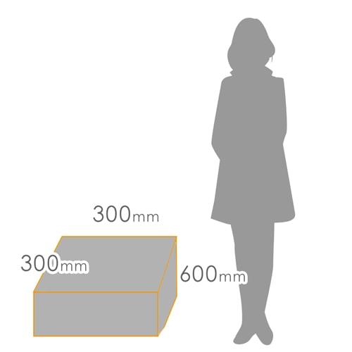 片段(白・やわらかめ)シート品(300×300mm)