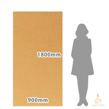 【法人専用】板ダンボール 三六判(長さ1800×幅900mm)5mm厚
