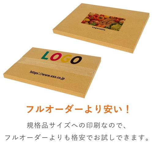 【名入れ】A4厚さ3cm・ヤッコ型ケース(クリックポスト・ゆうパケット)