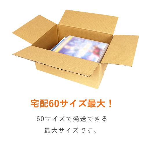 【宅配60サイズ】定番ダンボール箱(クロネコボックス6)