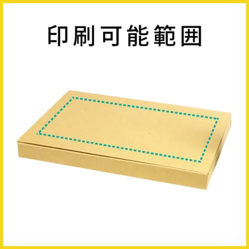 【名入れ印刷】A4厚さ3cm・ジッパー付きケース(ゆうパケット最大)