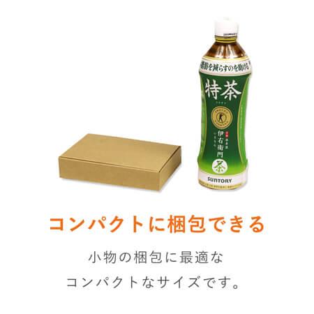 【ゆうパケット・クリックポスト最小サイズ】厚さ3cm・N式ケース