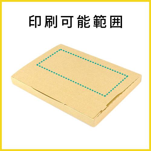 【名入れ印刷】A4厚さ3.0cm・ジッパー付きケース(クリックポスト・ネコポス(個人フリマ向け))