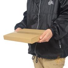 【飛脚ゆうメール便】A4厚さ3.5cm・ヤッコ型ケース