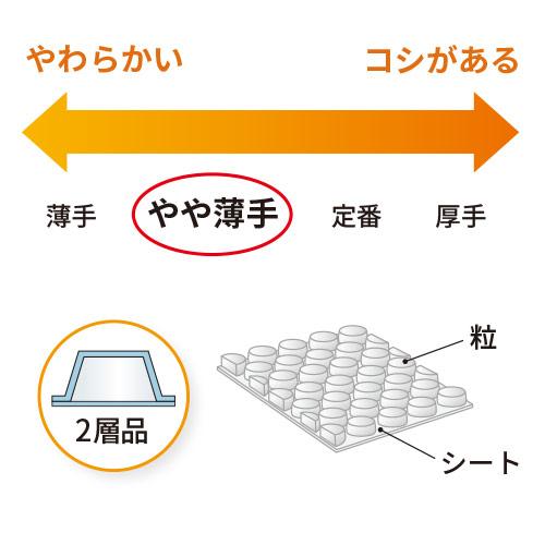 プチプチロール 小巻 d36 (幅300mm×10m)