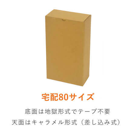 【宅配80サイズ】縦長ケース(193×98×345mm)