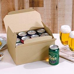 缶ビール350mL12本用 発送箱