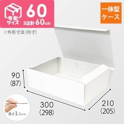 カラーボックス(内寸:298×205×87mm)ホワイト