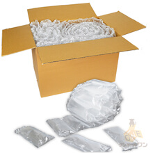 エアー緩衝材(200×100mm)1箱 約400個入