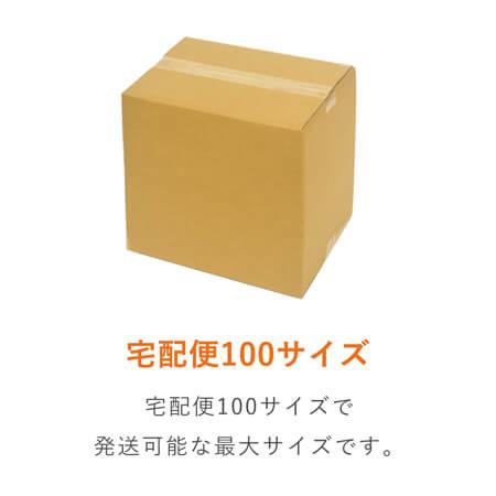 【宅配100サイズ】B4サイズ 段ボール箱