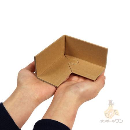 エッジボード(角あて)コーナーパッド(50×50×長さ200mm)※再配達不可