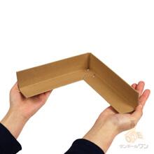 エッジボード(角あて)コーナーパッド(50×50×長さ400mm)※平日9~17時受取限定(日時指定×)