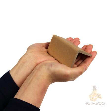 エッジボード(角あて)厚み5mm(50×50×長さ100mm)
