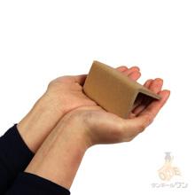 エッジボード(角あて)厚み5mm(50×50×長さ100mm)※平日9~17時受取限定(日時指定×)