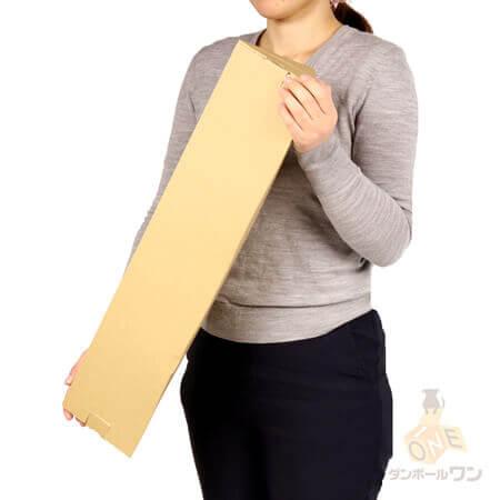 ポスター用三角ケース(A1サイズ・A2兼用)