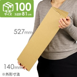 ポスター用三角ケース(B2サイズ・B3兼用)