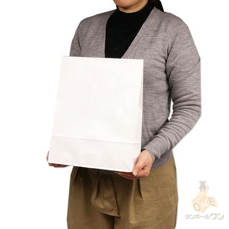 宅配袋S・高さ320mm(白)