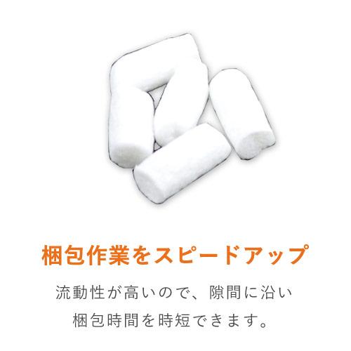 エコホールド 発泡緩衝材(バラ大袋)※平日9~17時受取限定(日時指定×)