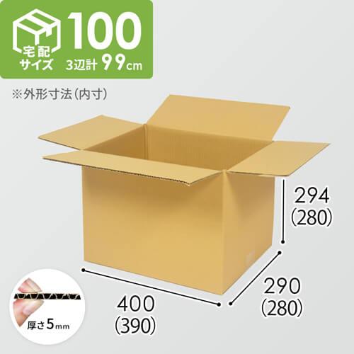 【宅配100サイズ】定番段ボール箱(DA005)※キャンペーン価格※