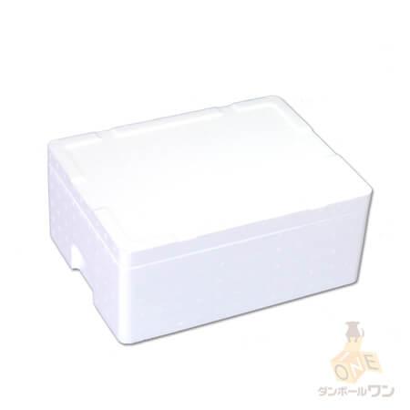 【宅配100サイズ】発泡スチロール箱 ※平日9~17時受取限定(日時指定×)