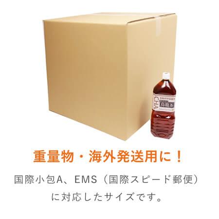 【EMS(国際スピード郵便)対応】大型段ボール箱