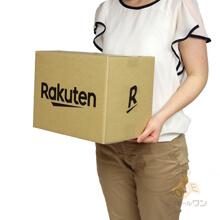 【楽天ロゴ入り】宅配100サイズ ダンボール箱