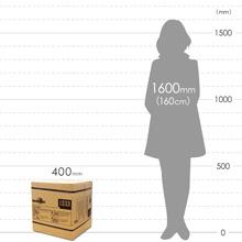 【BOX入】更紙ロール 70g/m2(390mm×450m巻)