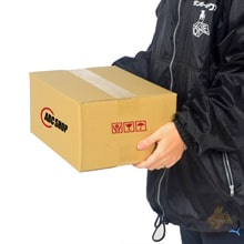 【ロゴ印刷・4か所】宅配80サイズ ダンボール箱(クロネコボックス8)