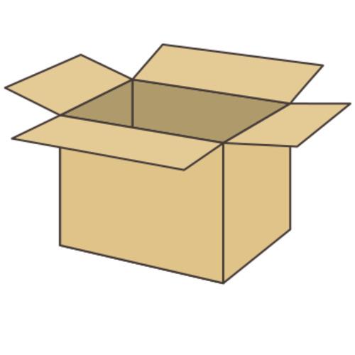 ダンボール箱(長さ175x幅175x深さ332mm)