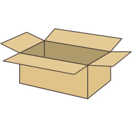 ダンボール箱(長さ305x幅157x深さ109mm)