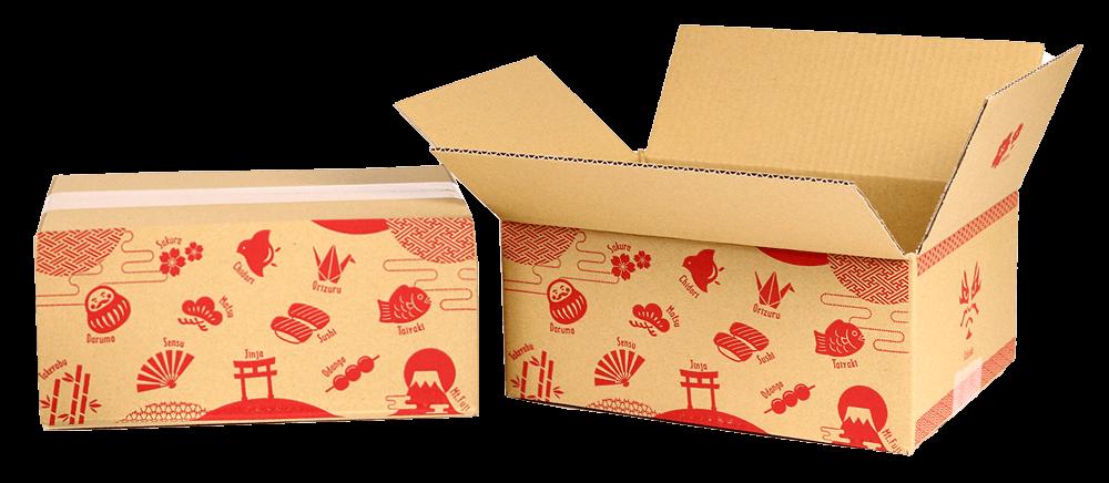 和柄デザインBOX